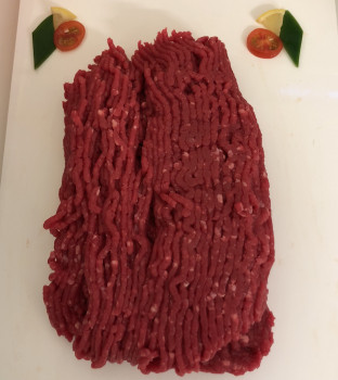 Viande hachée fraîche 10% mg VBF