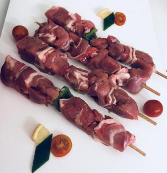 Brochettes Kebab x4