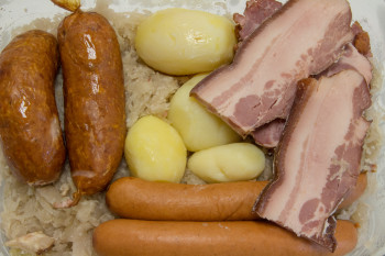 Choucroute (2 portions)