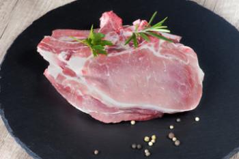Côtes de veau à griller x2