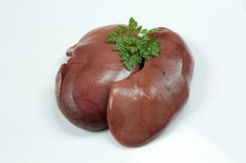 Rognon de veau frais