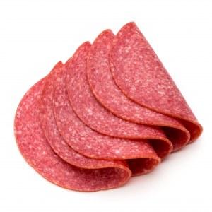 Tranches de Salami extra x10